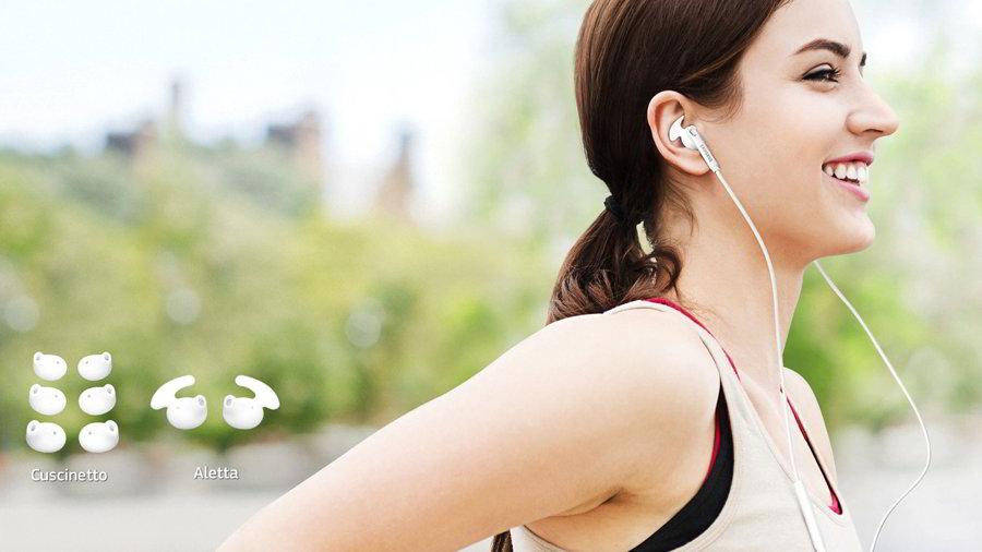 auricolari in-ear-fit samsung