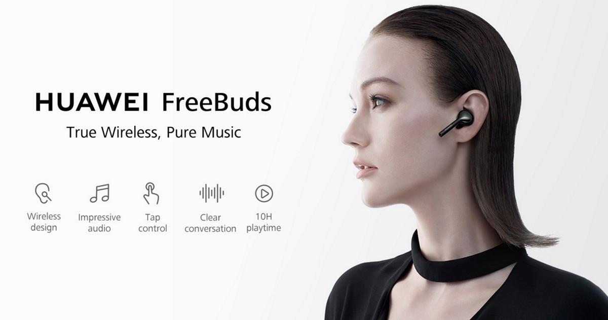huawei freebuds airpod