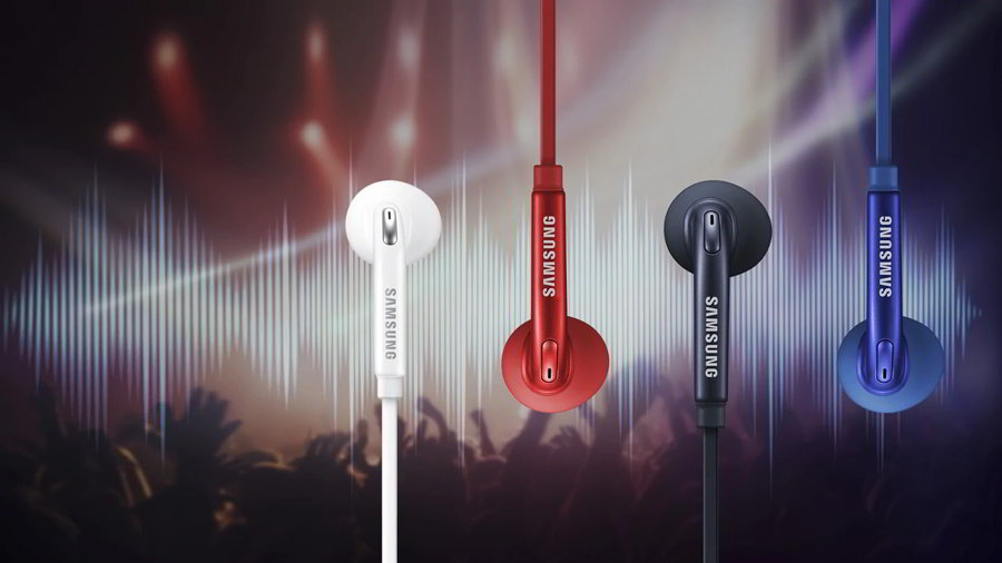 in-ear-fit auricolari samsung