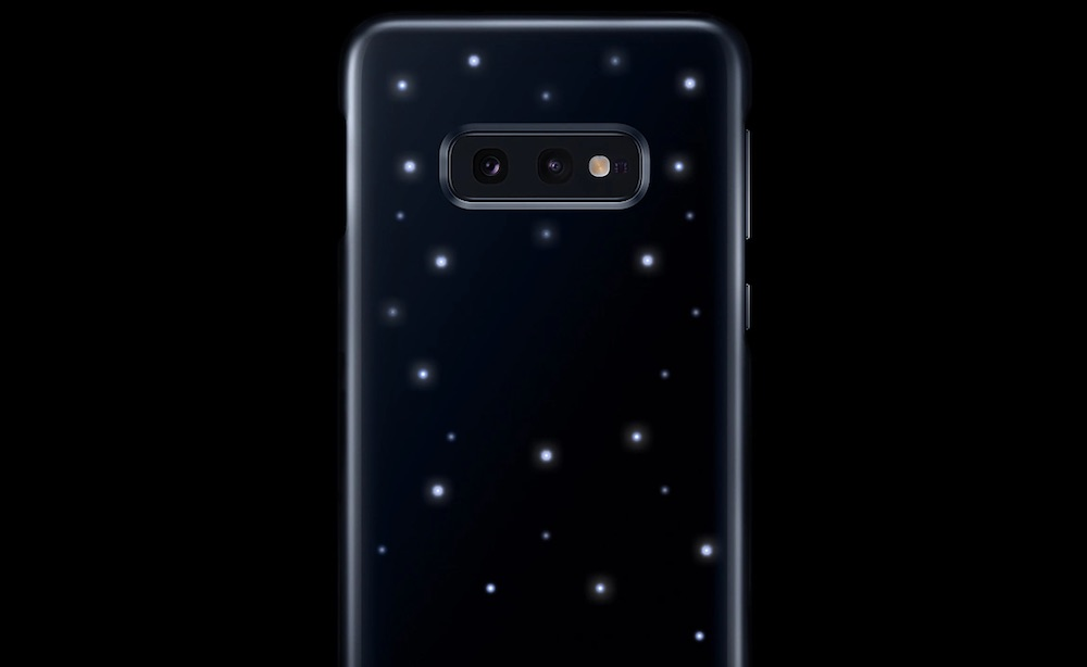 led cover samsung galaxy s10e