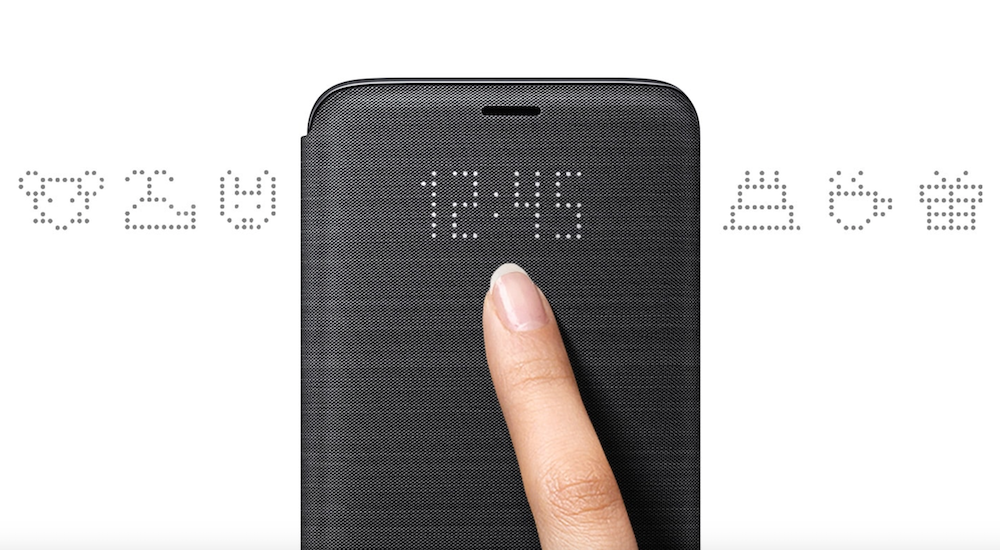 led cover samsung galaxy s9