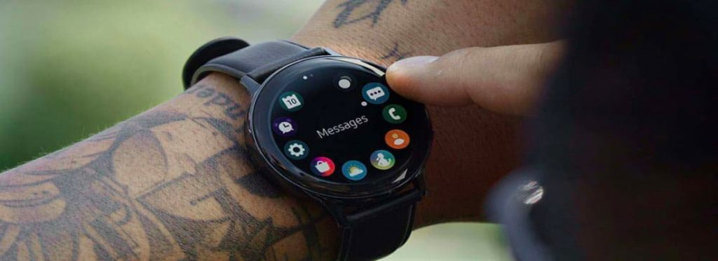 smartwatch Samsung Galaxy Watch Active 2