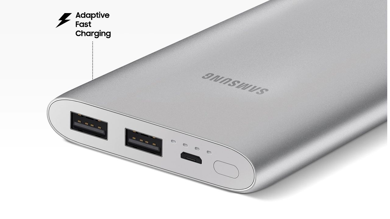 samsung power bank fast charge battery pack