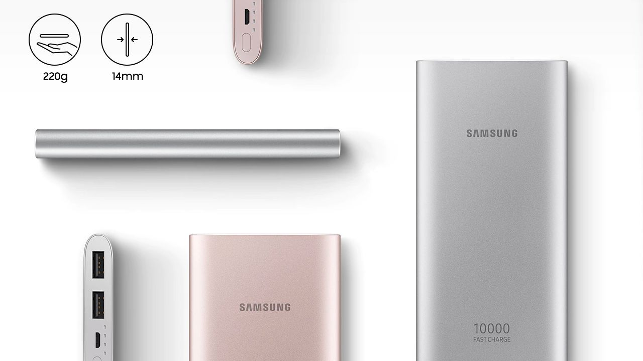 samsung power bank battery pack