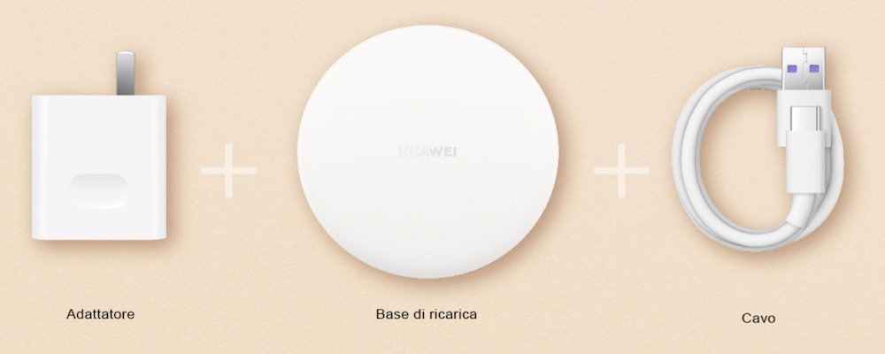 wireless charger huawei pack