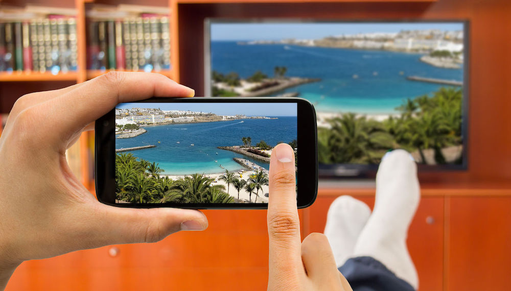 collegare dispositivo android a tv