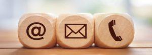 Configurare posta elettronica