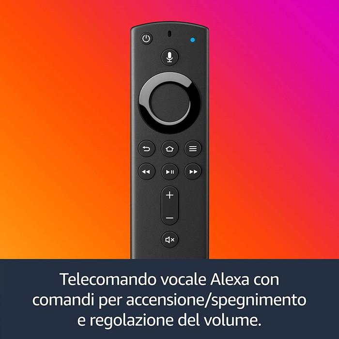 trasmettere schermo android fire tv stick