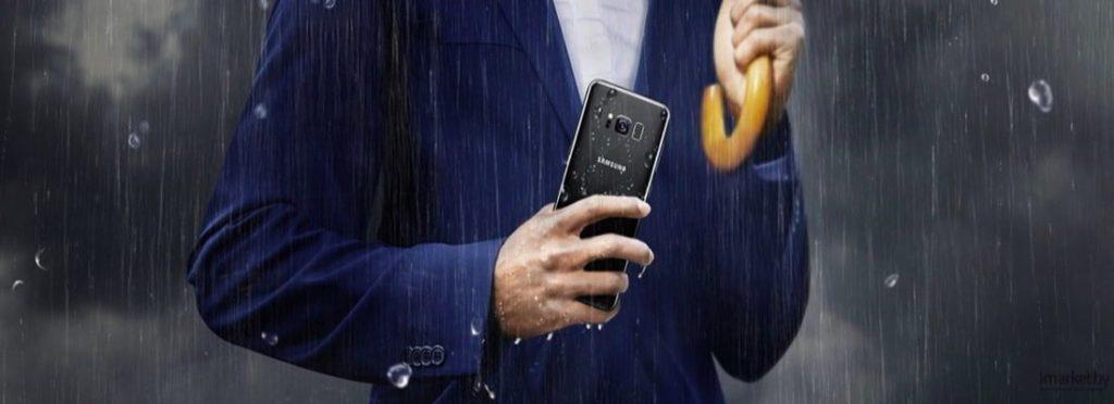 Smartphone acqua rimedi