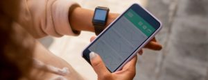 collegare smartwatch a smartphone