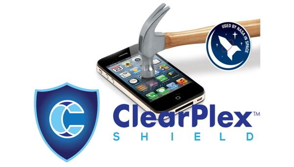 protezione display clearplex