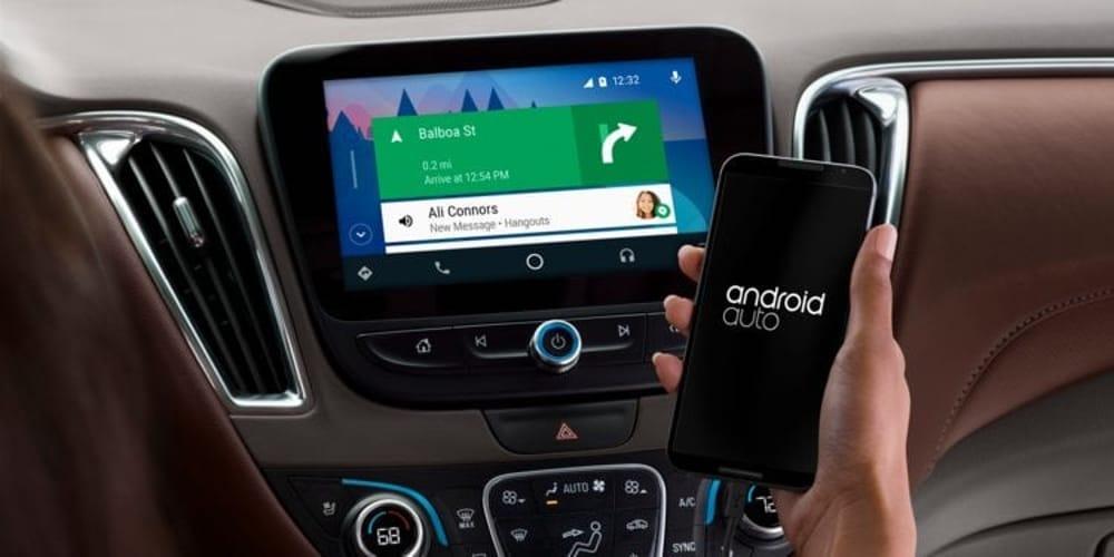 android auto collegamento