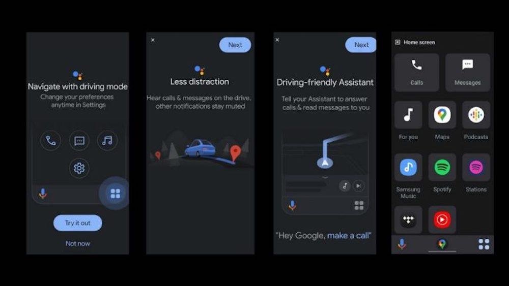android auto funzionalità