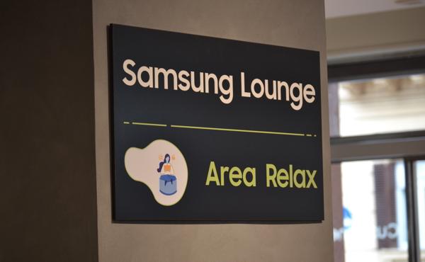 samsung lounge