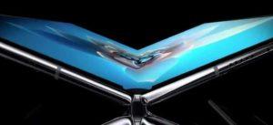 smartphone pieghevole huawei mate x2