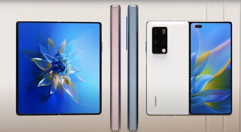 smartphone pieghevole huawei mate x2 funzionalità