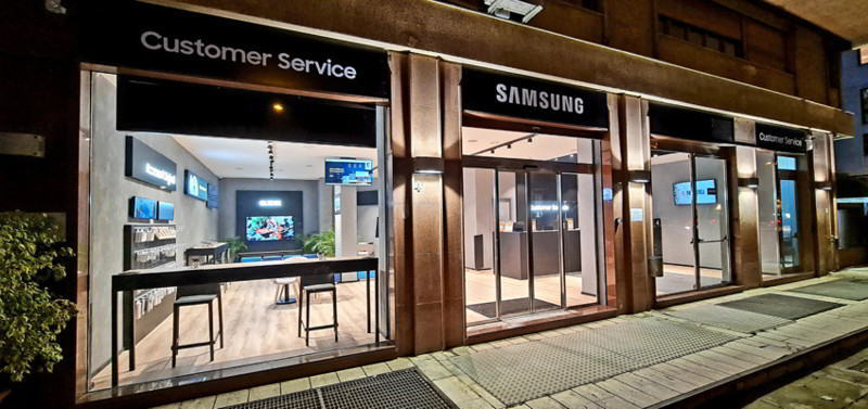 samsung customer service palermo